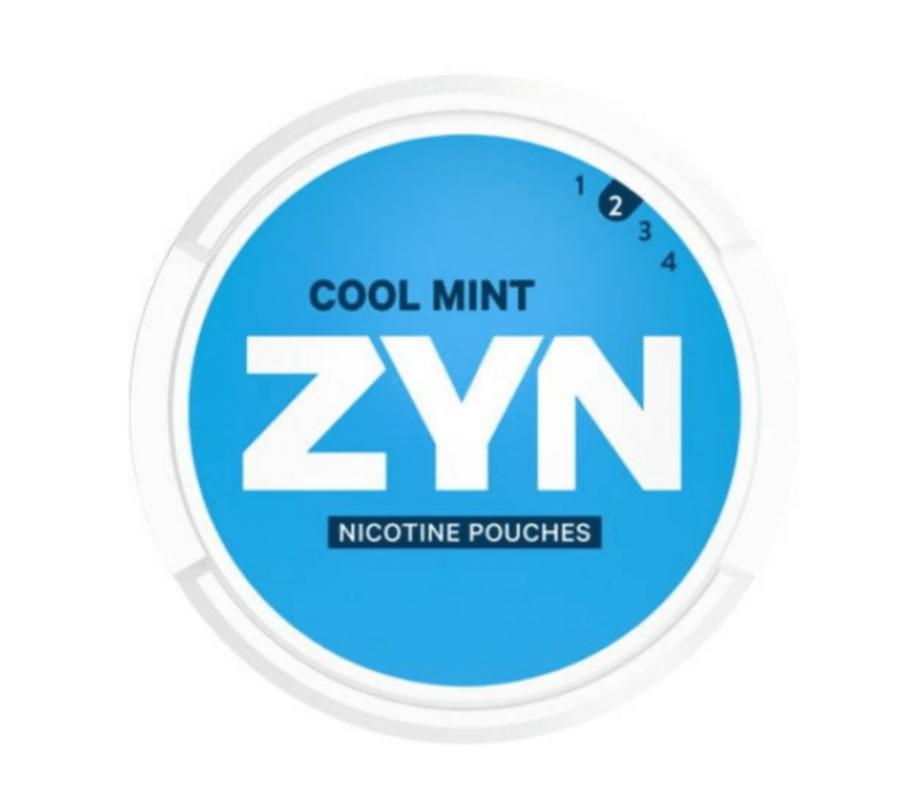 ZYN Cool Mint nikotiinipussi