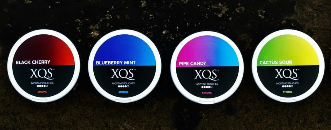XQS nikotiinipussit