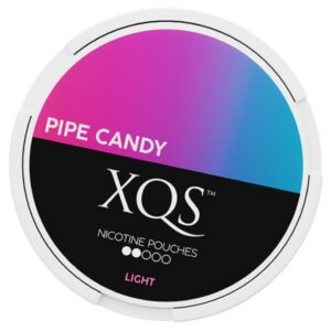 XQS Pipe candy 4mg nikotiinipussi