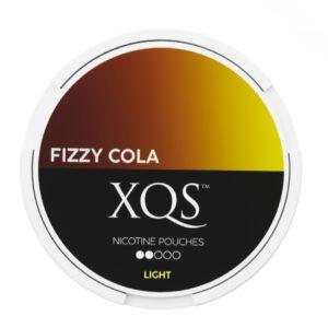 QXS Fizzy Cola nikotiininuuska