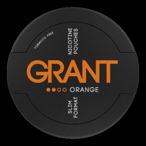 Grant Orange nikotiinipussit