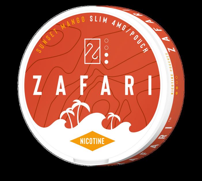 Zafari Sunset Mango 4mg