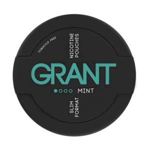 Grant Nikotiinipussi Mint 4mg