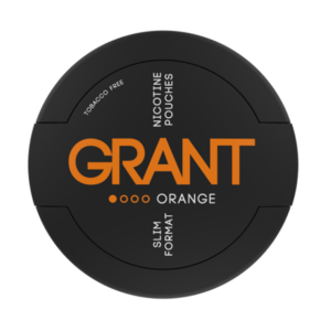 Grant Nikotiinipussi Orange 4mg